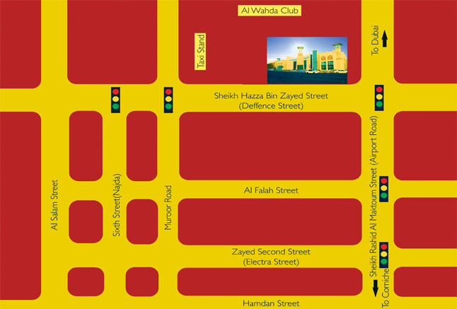 Location   Al Wahda Mall   The Best Shopping Mall in Abu Dhabi   UAE ...